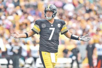 Roethlisberger renueva con Steelers por 3 años