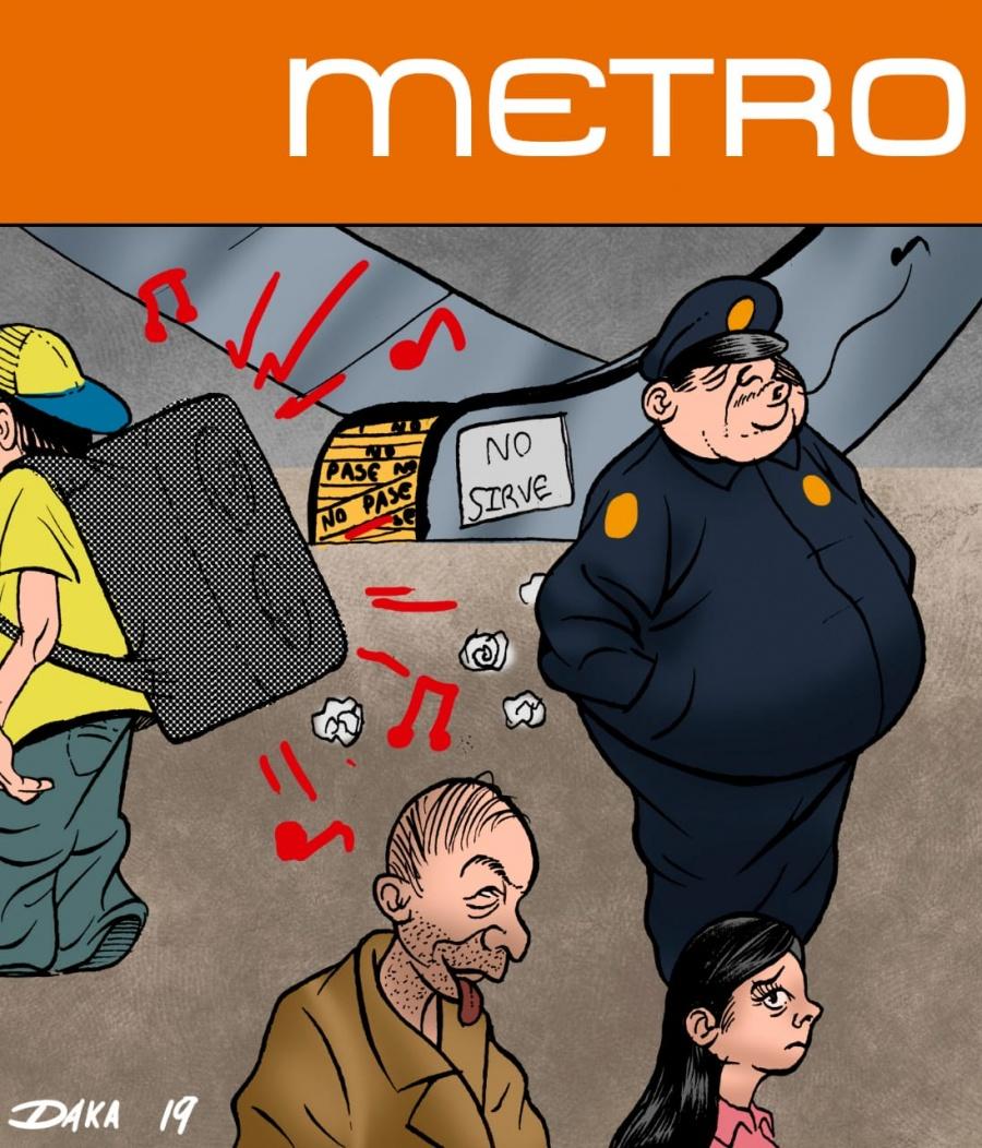 Abre CDH indagatoria por mujer que murió en el metro