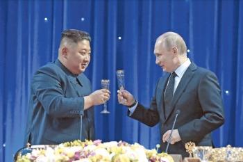 Putin: EU no logrará desnuclearización