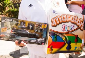 En Día del Niño, los juguetes son el regalo más solicitado por los pequeños