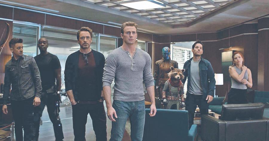 En 3 días Avengers:Endgame ya es la más lucrativa