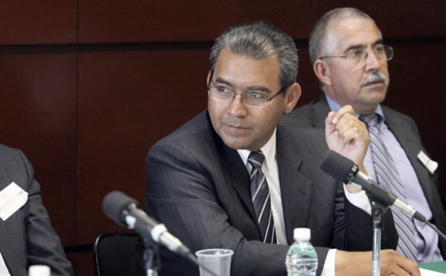 Jiménez Merino propone impulsar sector agrícola y eléctrico