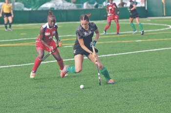 Selección sobre pasto se alista para Panamericanos