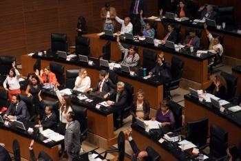 Senado aprueba en lo general la Reforma Laboral