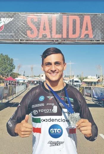 México califica a Juegos De Lima en ciclismo de BMX