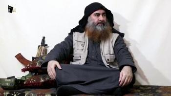 Por primera vez en cinco años, reaparece líder del Estado Islámico