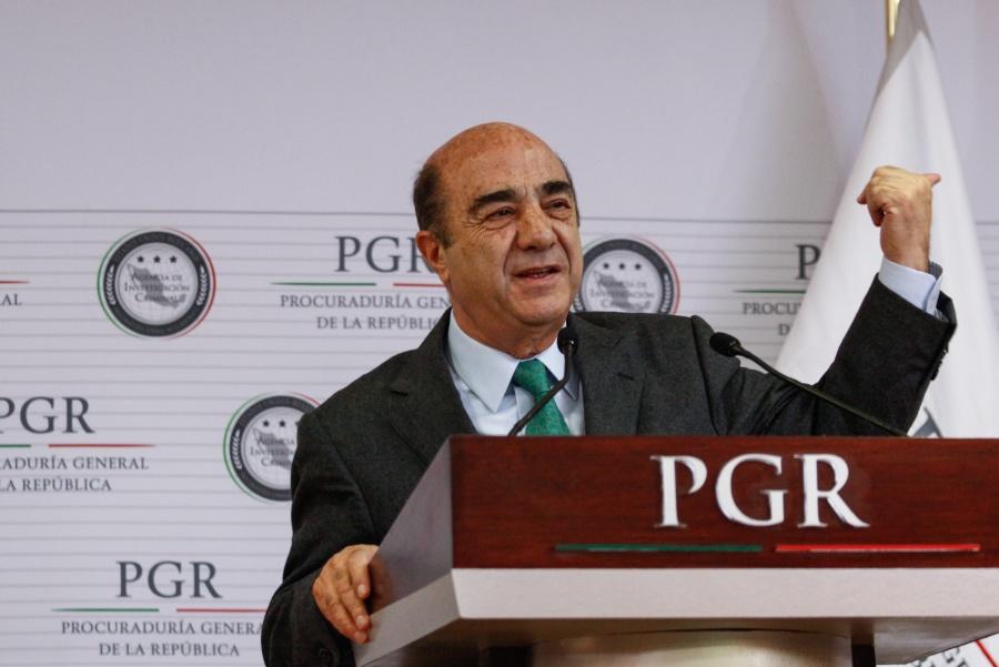 Diputados desechan juicio político contra Murillo Karam