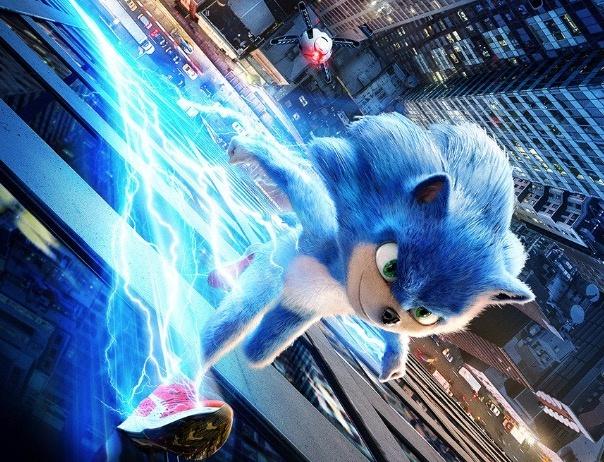 """Lanzan el primer tráiler del live-action de """"Sonic The Hedgehog"""""""