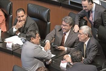 Monreal califica de histórica la aprobación de Reforma