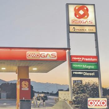 Oxxo y ventas trimestrales empujan utilidades de Femsa
