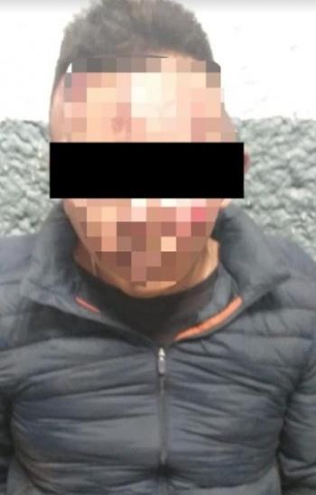 Detienen a tres por robar taxi en Xochimilco