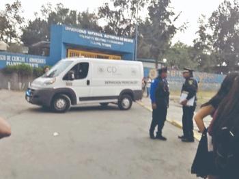 Muere de un balazo en clase alumna de CCH Oriente