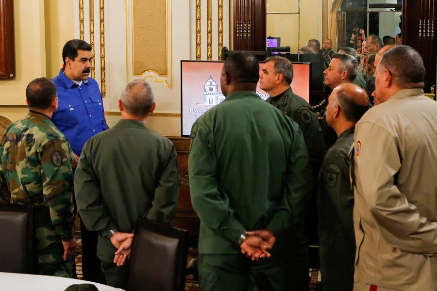 "Responde Rusia a EU, ""no persuadimos a Maduro para mantenerse en el poder"""