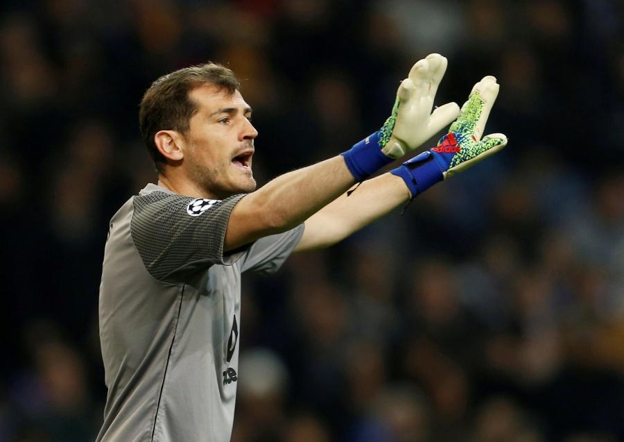 Iker Casillas, fuera de peligro tras sufrir un infarto