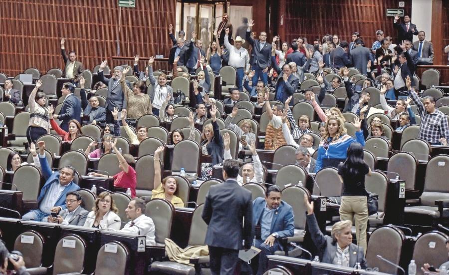 Diputados avalan la libertad sindical