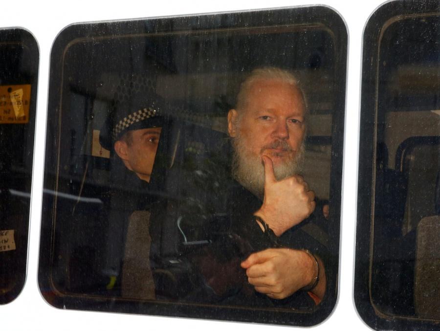 Julian Assange pide a tribunal británico no ser extraditado a EU