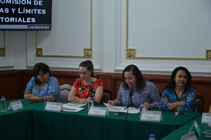 Opinión favorable para iniciativa de modificación a Ley Orgánica de Alcaldías