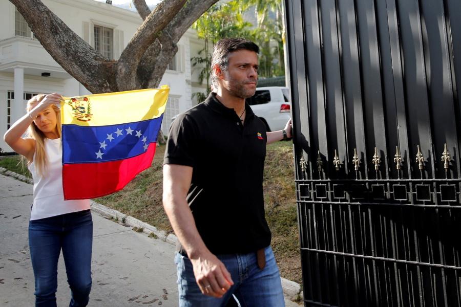 No temo a Maduro, ni a la cárcel: Leopoldo López