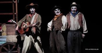 """""""Por jodidos y hocicones mataron a los actores"""", retrospección hilarante del teatro de arrabal"""