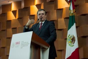 Insta México al diálogo y a la diplomacia por conflicto en Venezuela