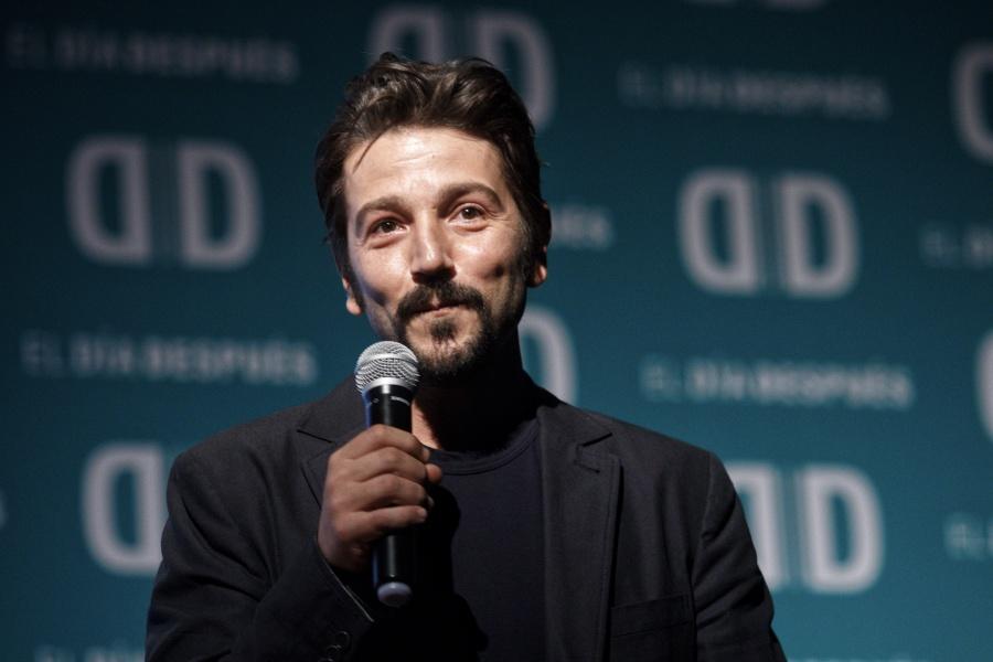 """Diego Luna revela la plataforma """"El Día Después"""""""