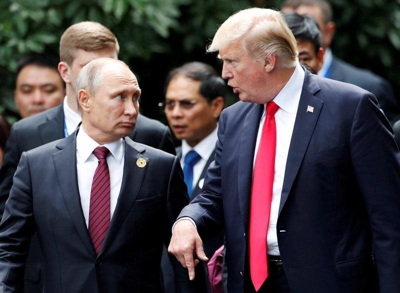 Trump y Putin consideran la posibilidad de un nuevo acuerdo nuclear