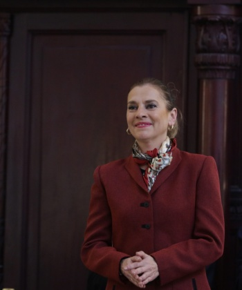 Beatriz Gutiérrez Muller, anuncia que deja Twitter