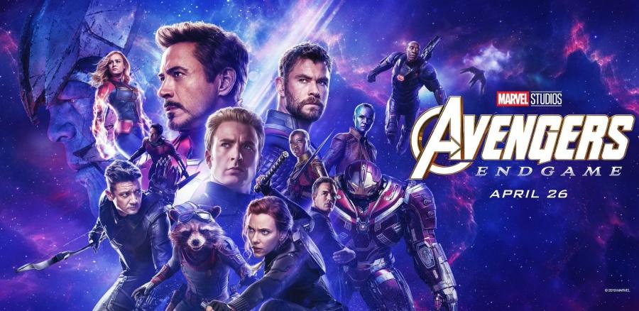 Avengers: Endgame impone récord mundial