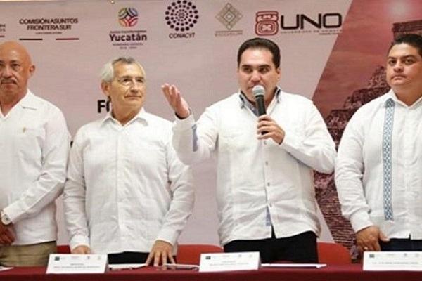 """Se realizó foro """"Legislativo-Académico de la Frontera Sur: El Tren Maya"""""""