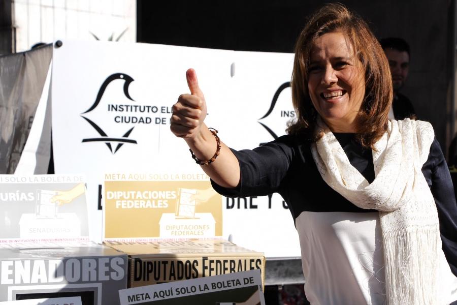 TEPJF reduce multa a Margarita Zavala, por irregularidades en obtención de firmas