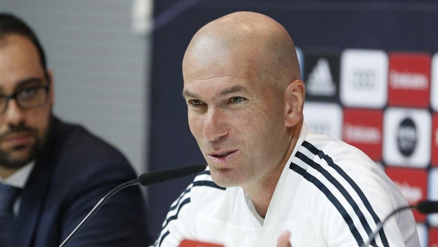 Habrá cambios, pero muchos jugadores se quedarán: Zidane