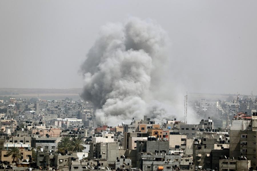 Aumenta número de muertos por ataque de Israel en la Franja de Gaza