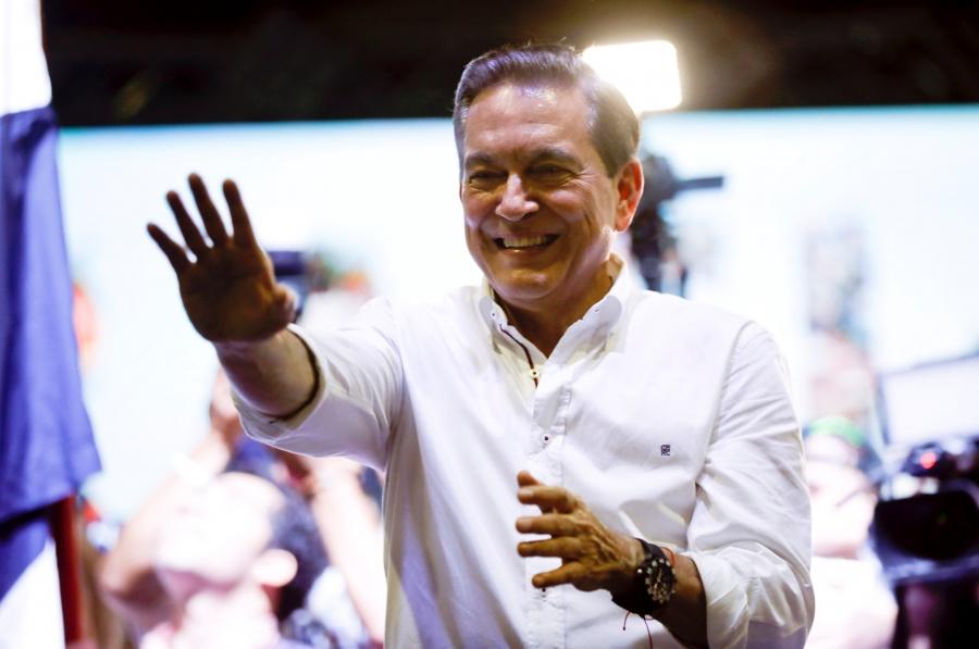 Declaran a Cortizo virtual ganador de presidenciales en Panamá