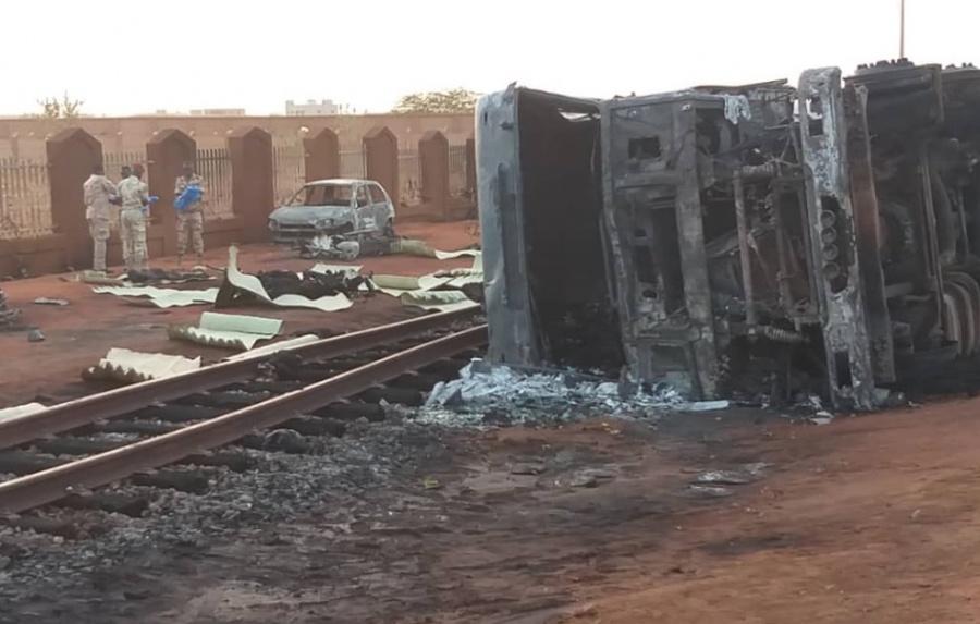 Explosión de camión cisterna deja al menos 55 muertos en Niamey, Níger