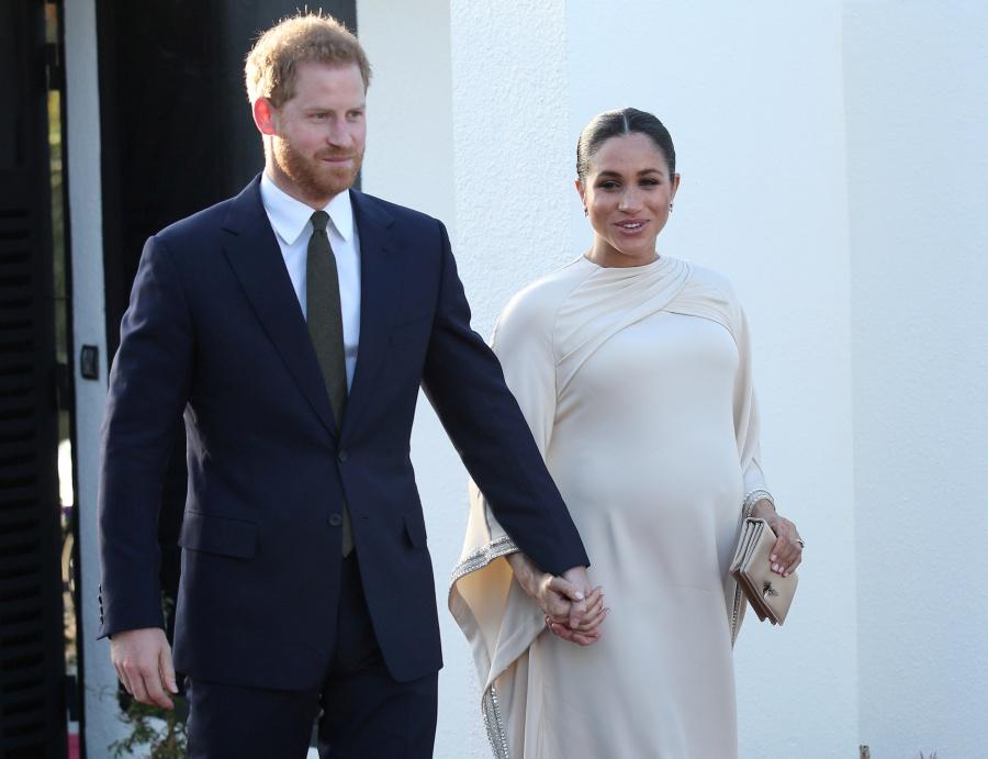 Tras el nacimiento del hijo de los duques de Sussex, esta es la línea de sucesión a la Corona británica