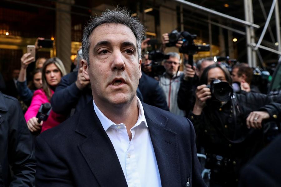 Michael Cohen ingresa a prisión en Nueva York