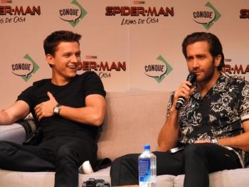 "Llegan Tom Holland, Jake Gyllenhaal y Elijah Wood a ""Conque 2019"""