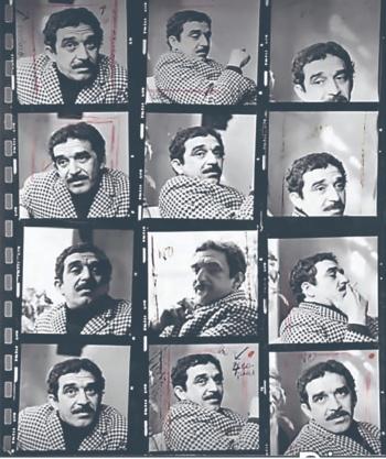 Subastan foto inédita de Gabo que iba a ilustrar Cien Años De Soledad