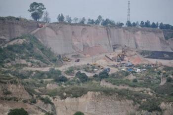 Mueren tres trabajadores en mina de Cerro Prieto, en Chihuahua