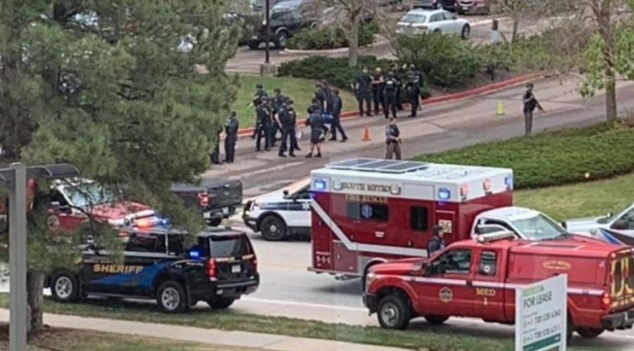 Tiroteo en escuela de Denver, deja siete estudiantes heridos