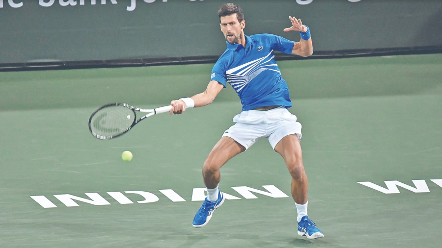 Djokovic registra 250 semanas como Líder ATP