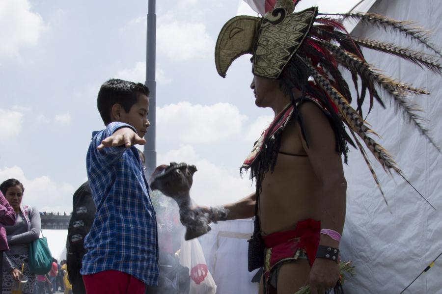 En la CDMX se busca reconocer a los pueblos y barrios originarios: Larisa Ortiz