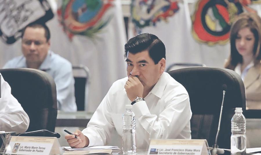 Solicita FGR a la Interpol ficha roja para Marín