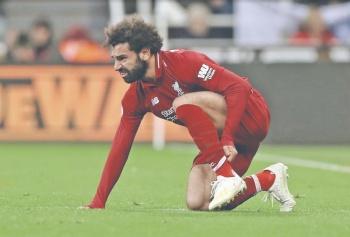 Los Reds pierden a tres Titulares previo al Barca