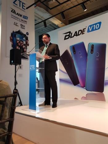 Edición especial ZTE: Blade-v10