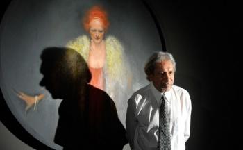 Fallece el pintor Rafael Coronel