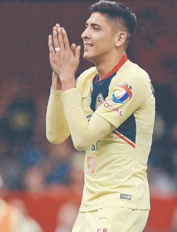 Álvarez se pierde la ida de los Cuartos De Final