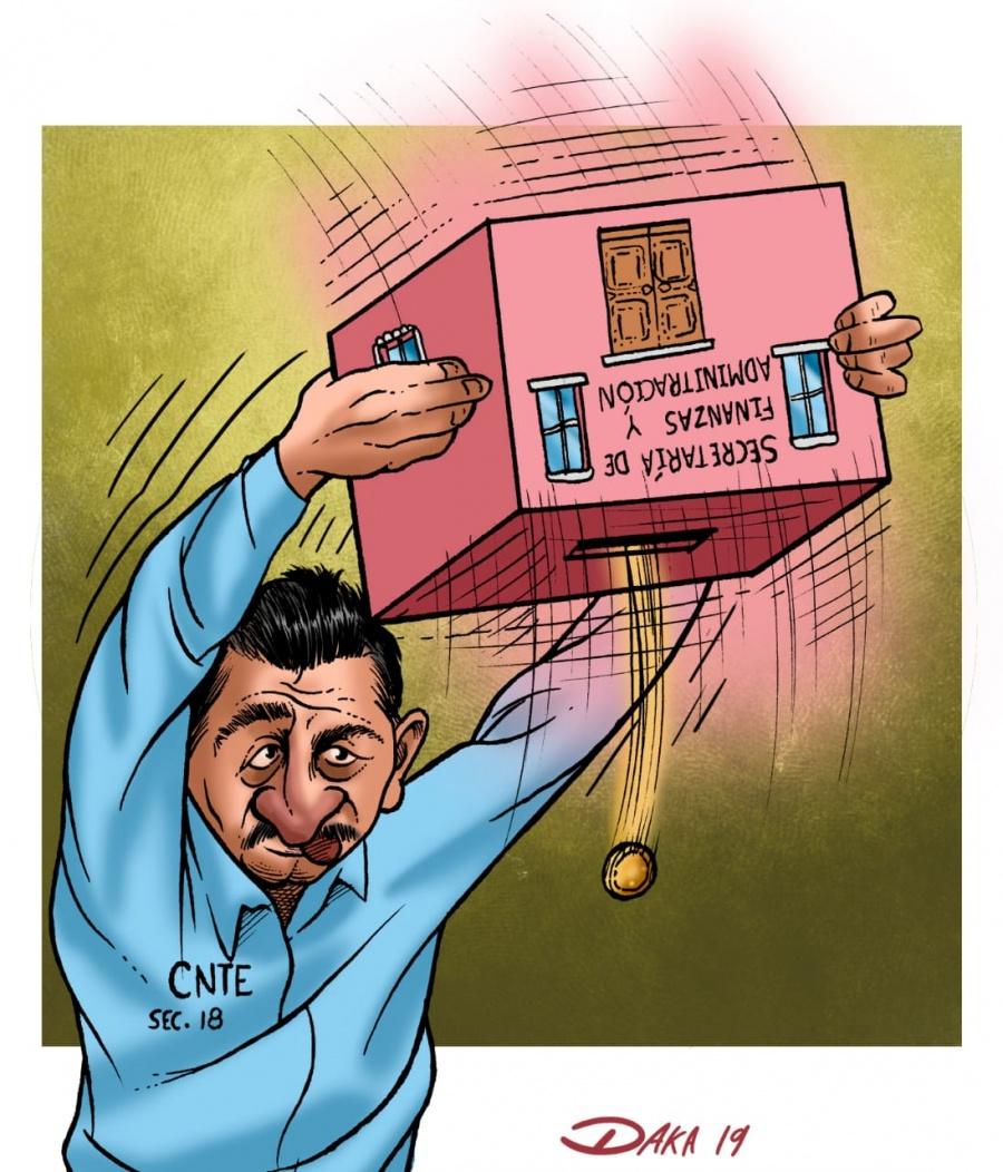 Aumentar sueldo 100% a CNTE es irreal: expertos