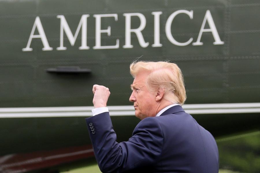 Trump anuncia sanciones a sector metalúrgico de Irán