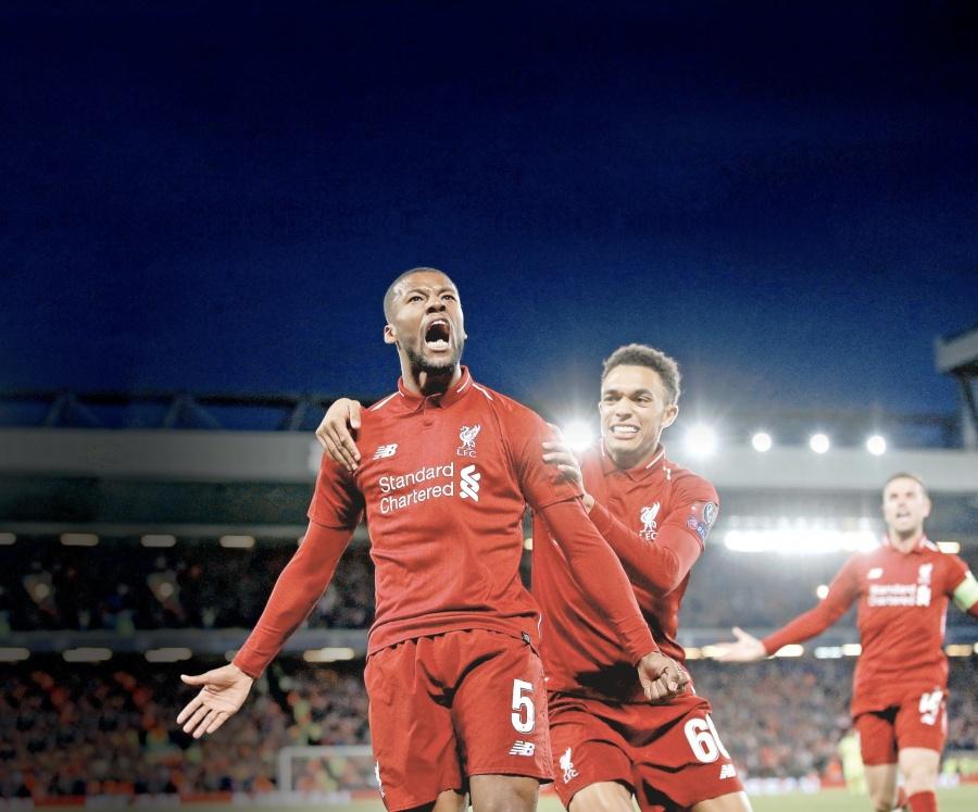 Con remontada épica el Liverpool va a la Final